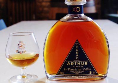Cognac XO Arthur